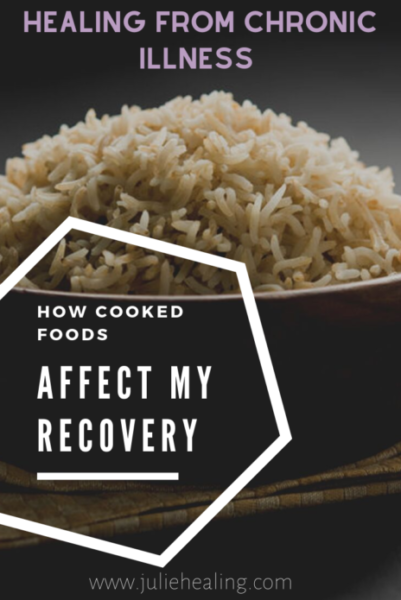 cooked foods recovery