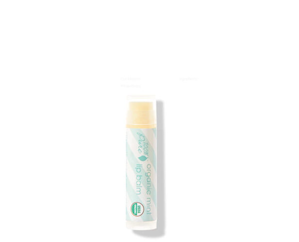 100percent pure mint lip balm