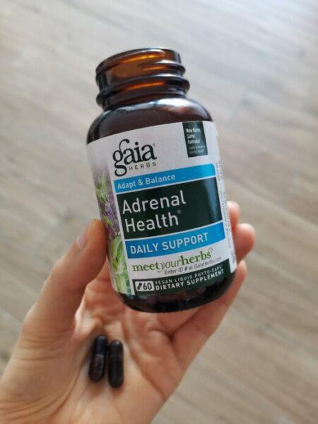 Gaia adrenal herbs